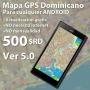 Mapa GPS de Republica Dominicana (aplicacion GPS con mapa Dominicano). Ver. 5.0