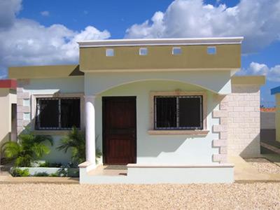 Casas en el residencial cedros de san luis, santo domingo este