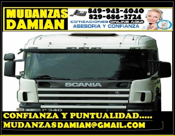 Mudanzas 849 943 4040