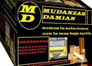 SERVICIOS DE CARGA Y MUDANZAS DAMIAN 849 943 4040