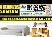 MOVING SERVICES DAMIAN 849 943 4040