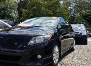 Vendo  Toyota corolla tipo s, 2009, negro