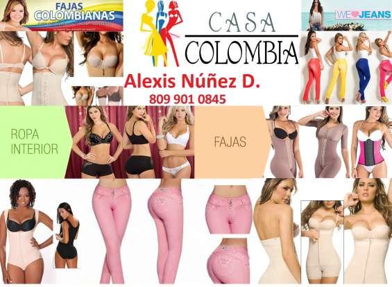 74ad15cadc Venda ropa colombiana por catalogo en Santiago de los Caballeros ...