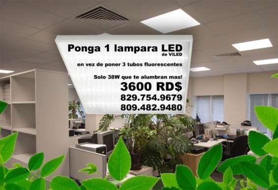 Viled. grandes soluciones de iluminacion led para los grandes! ofertas del mes