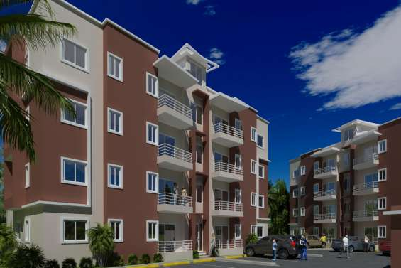 Oferta apartamento 3 hab. marañon rd$2,350,000.