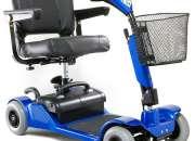 Scooter Eléctrico para minusválidos usado.