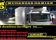 MUDANZAS EN TODAS PARTES DEL PAIS DAMIAN 849 943 4040