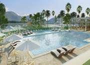 Proyecto de apartamentos en ventas aut. duarte con areas sociales salones gimnasio piscina
