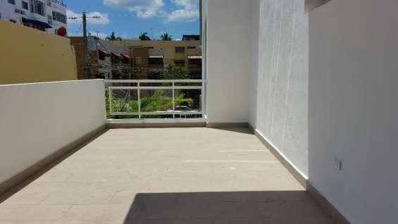 Moderno apartamento en arroyo hondo viejo en 2da con terraza con area social, terraza