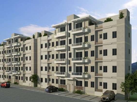 Modernos apartamentos en la av. independencia con terraza y areas sociales con seguridad 2