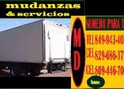 SERVICIOS PROFESIONALES DE MUDANZAS 849 943 4040