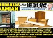 MUDANZAS Y SERVCIOS   849 943 4040,,,,,