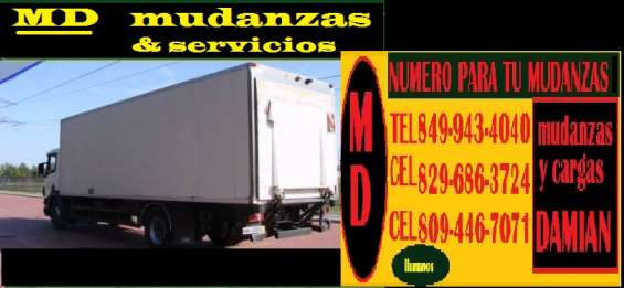 Mudanzas damian 849 943 4040