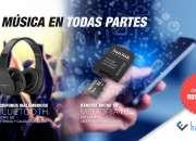 Audífonos Bluetooth AIAT AT-BT809, Bocinas bluetooth (Garantia 30 dias)