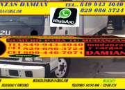 SERVICIOS DE TRANSPORTE MUDANZAS FLETES  849 943 4040