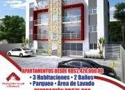Apartamento en Santo Domingo Norte