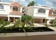 Hermosa villa en proyecto cerrado, juan dolio!!