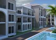 Apartamentos en Punta cana, vista al mar, cerca de la playa