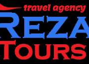 Agencia de viajes reza tours & travel.