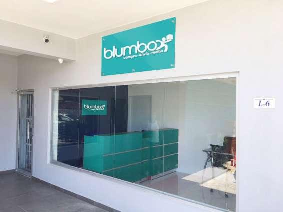 Blumbox courier sosua