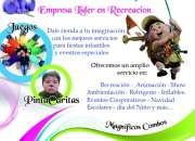 Festejo, Recreación y Payasitos
