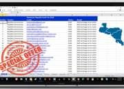 Listado de Correos de Empresas de República Dominicana