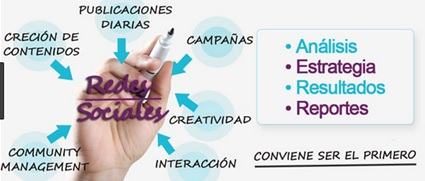 Manejo de redes sociales y marketing para tu empresa, community manager