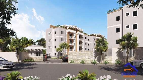 Apartamentos en villa aura de 2 y 3 habitaciones