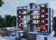 Apartamentos en ventas de 2y3 habitaciones en la jacobo