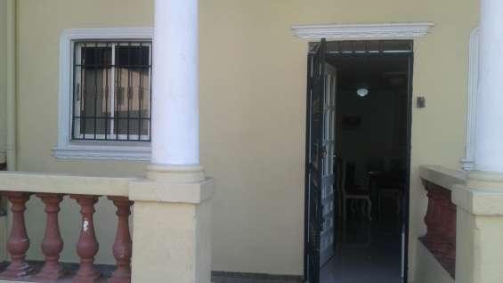Renta departamento amueblado 1 habitacion ciudad nueva