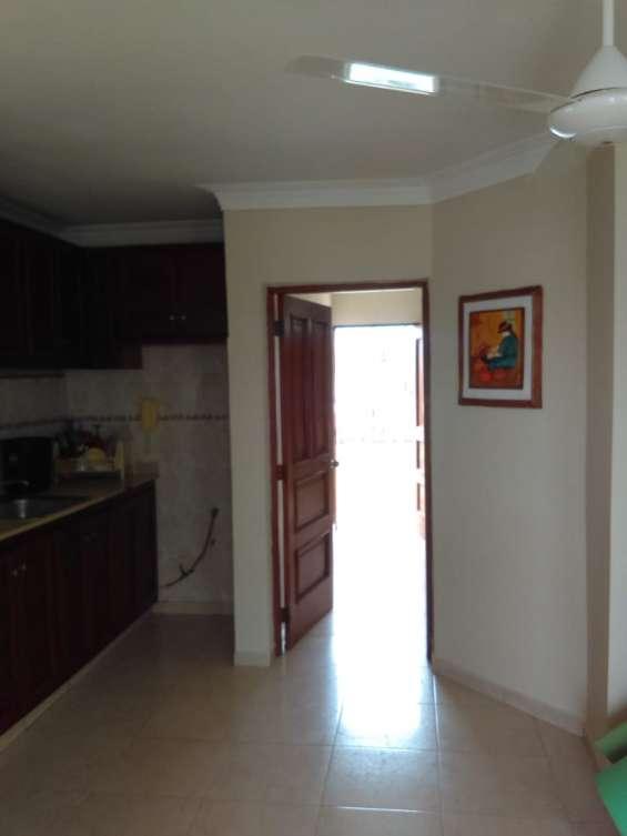 Apartamento zona colonial amoblado, alquiler