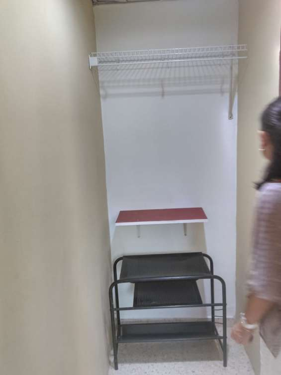 Renta departamento estudio amueblado zona universitaria