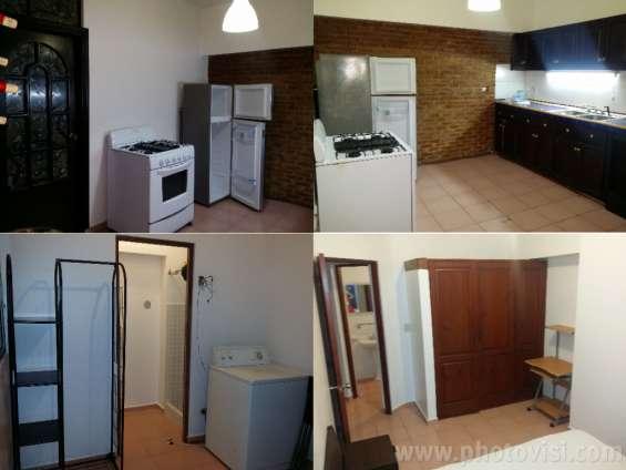 Alquiler apartamento amueblado 2 habitaciones en gazcue, sto, dgo.