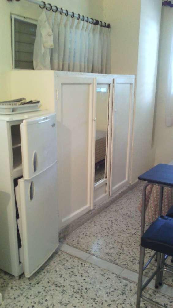 Alquiler apartamento estudio amueblado, gascue