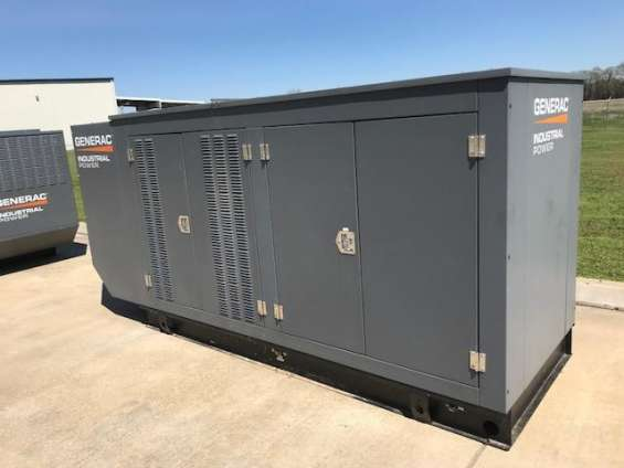 Generac  planta electrica , 150 kw gas natural
