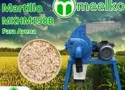 Molino de martillo MKHM158B - Avena
