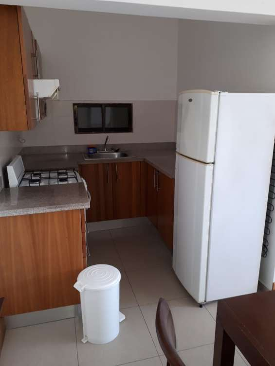 Alquiler apartamento amueblado de 1 habitacion, gazcue