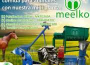 Mini Planta MKD260A - Comida de Caballo