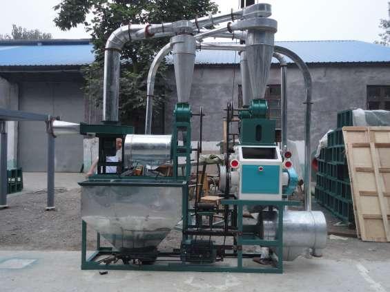 Molino completo para harina de trigo 500kg kit completo