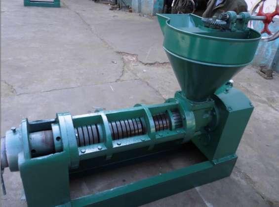Prensa de aceite 550-700 kg/hr 22kw