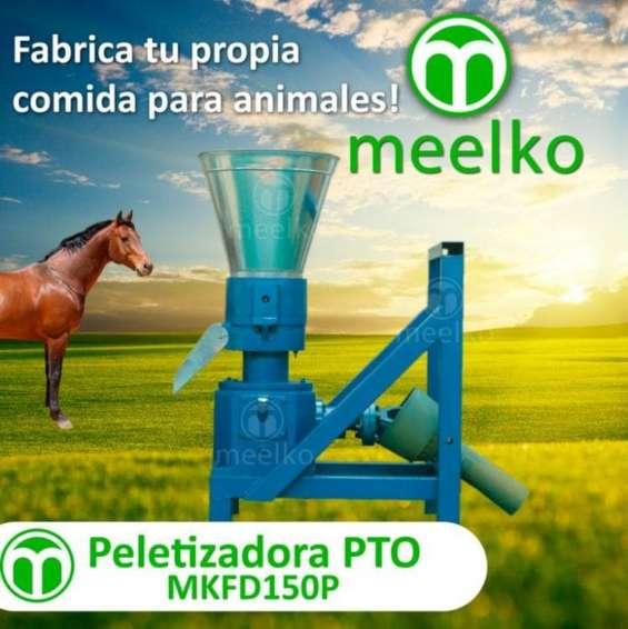 Peletizadora pto mkfd150p pellets comida para animales