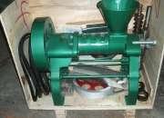 Prensa de aceite 30-40kg/hr 5,5kw
