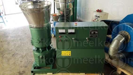 Peletizadora mkfd360c para alfalfas y pasturas