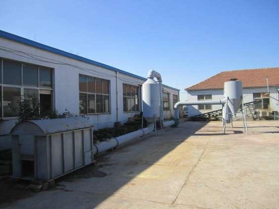 Secadora flash drye de alto rendimiento 600-1200 kg hora