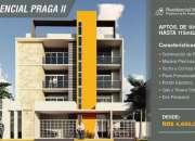 Venta, Apartamentos Nuevos, Proyecto, Praga 2, Independencia, Kms