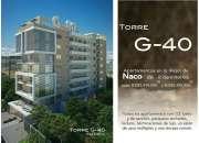 Venta De Apartamento, En Naco, Santo Domingo, RD
