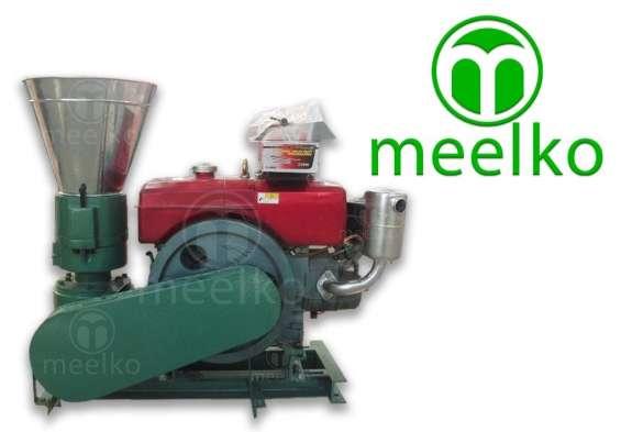 Peletizadora mkfd200a para compost en fertilizantes