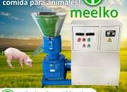 Peletizadora MKFD200C para comida de cerdo