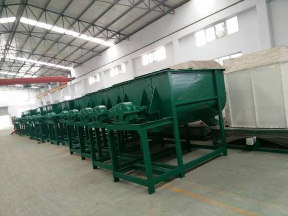 Fotos de Máquina mezcladora universal, 500 kg por hora 3