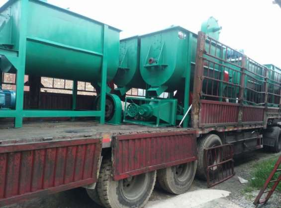 Fotos de Máquina mezcladora universal, 500 kg por hora 5